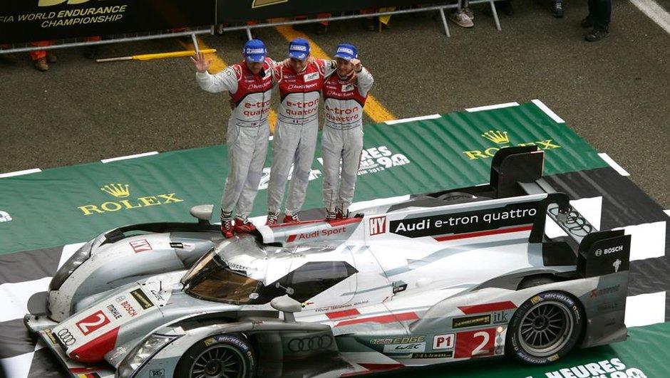 24h du Mans : retour sur l'édition 2013