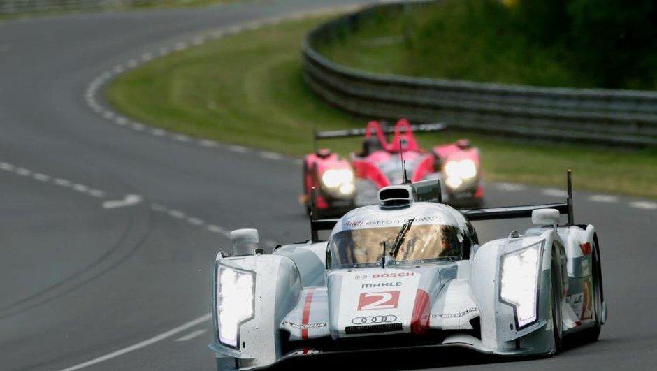 24 Heures du Mans 2012 : début des essais !