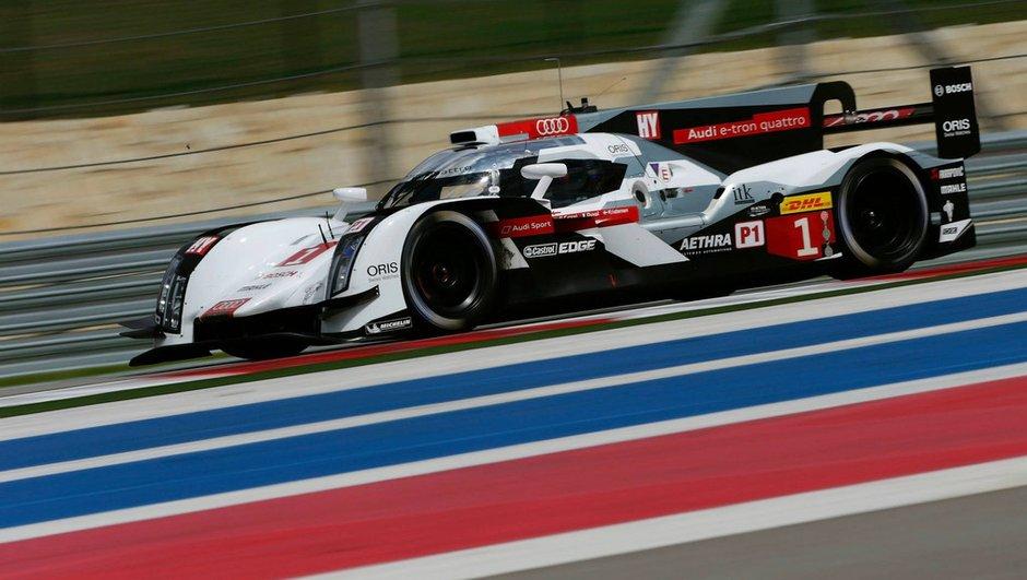 WEC 2014 - 6h d'Austin : Audi et Toyota en forme aux essais