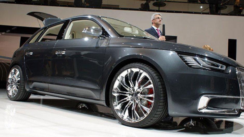 Audi A1 Concept : concurrent direct de la Mini