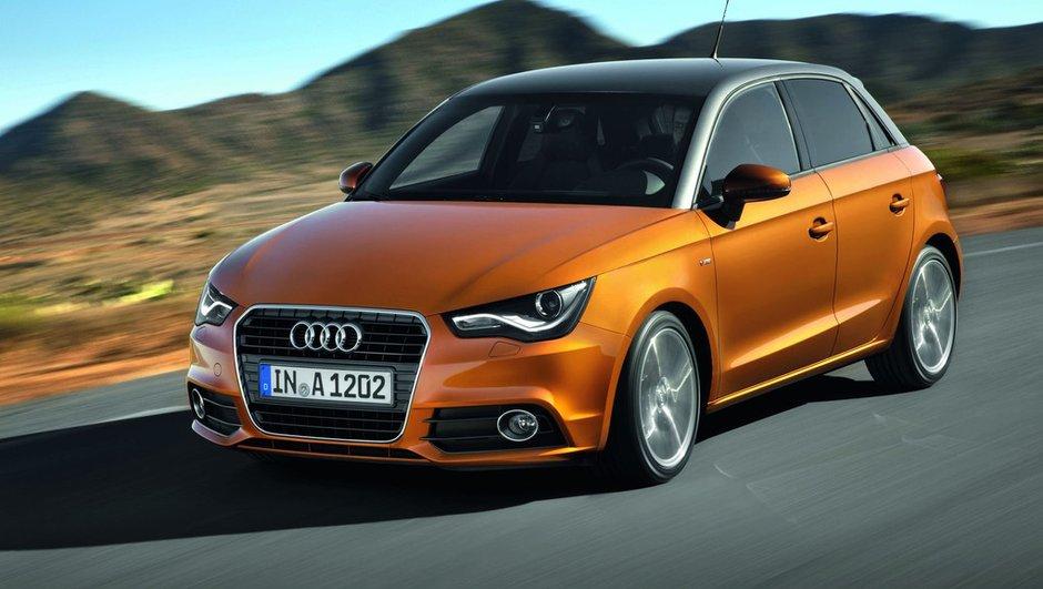 Nouvelle Audi A1 Sportback : les prix