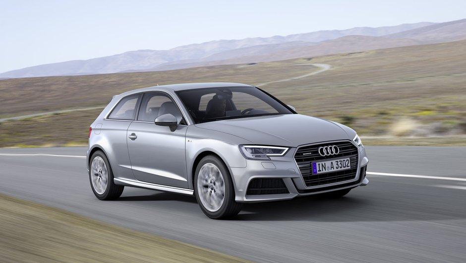 Audi A3 et S3 2016 : les restylage, moteurs et tarifs dévoilés