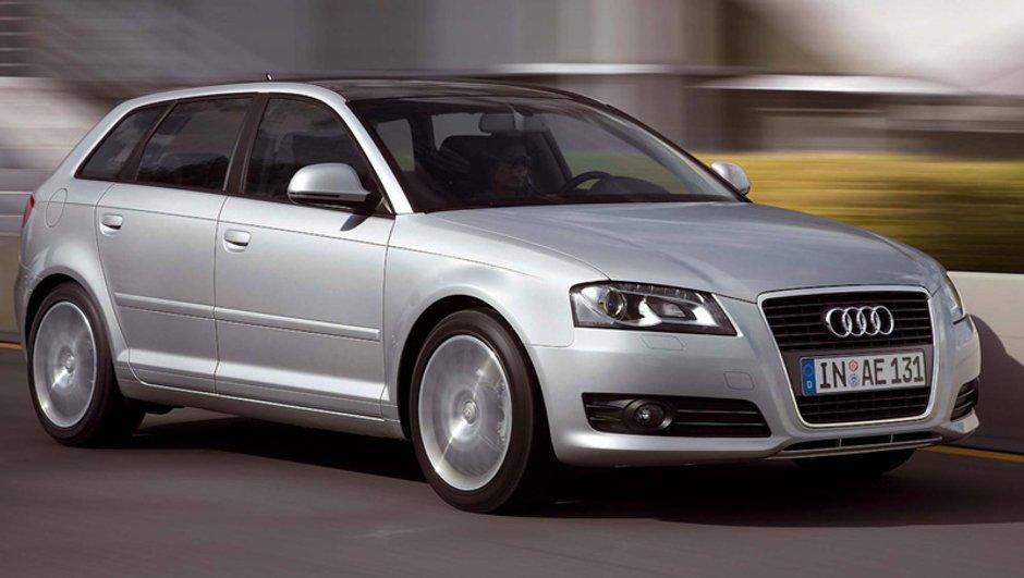 Audi satisfait de ses ventes pour les neuf premiers mois de l'année 2009