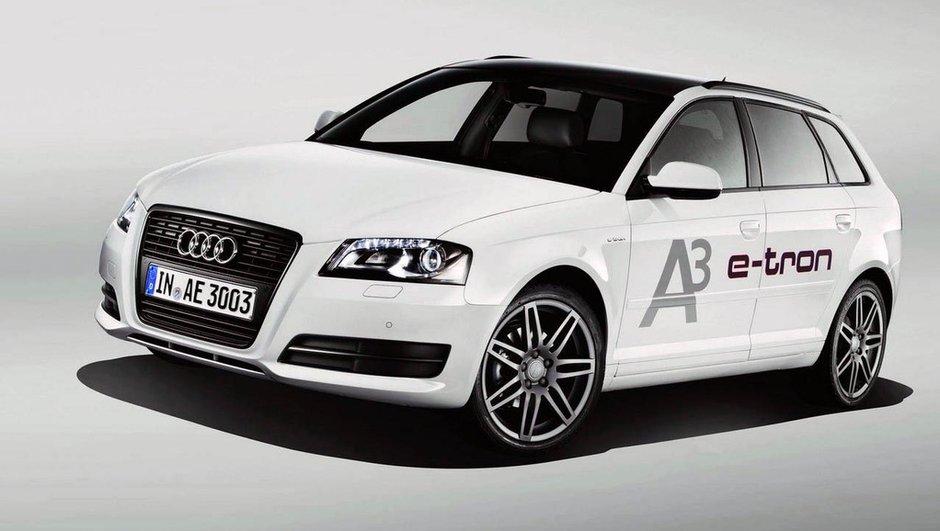 Audi A3 e-tron : future électrique aux anneaux ?