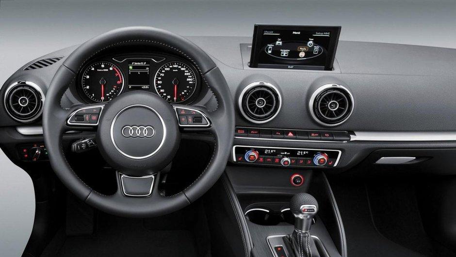 Salon de Genève 2012 : Bienvenue à bord de la nouvelle Audi A3 !