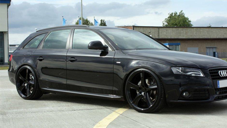 Avus Performance revivifie l'Audi A4 Break