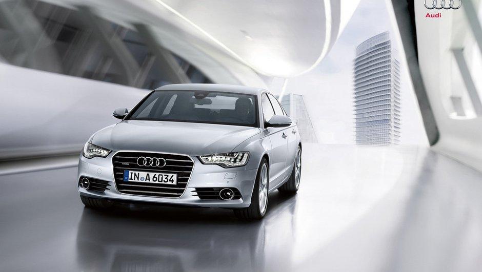 La nouvelle Audi A6 se renouvelle en profondeur
