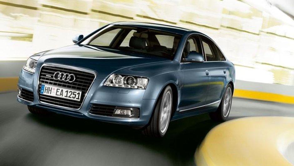Audi a6 : Nouveau style, nouveau visage