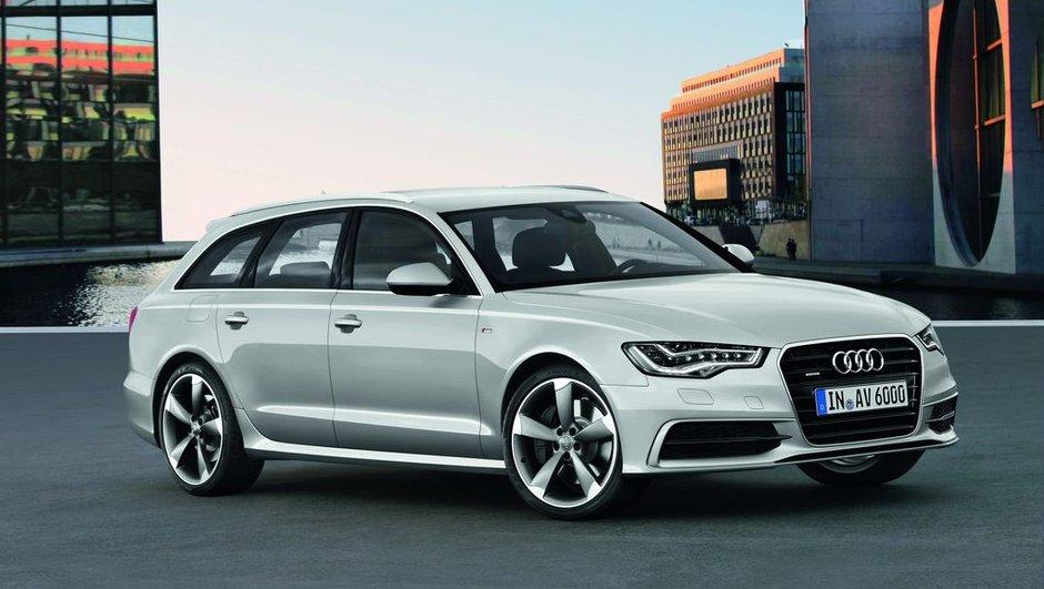 Audi A6 Avant 2011 : break de chasse aux Mercedes et BMW