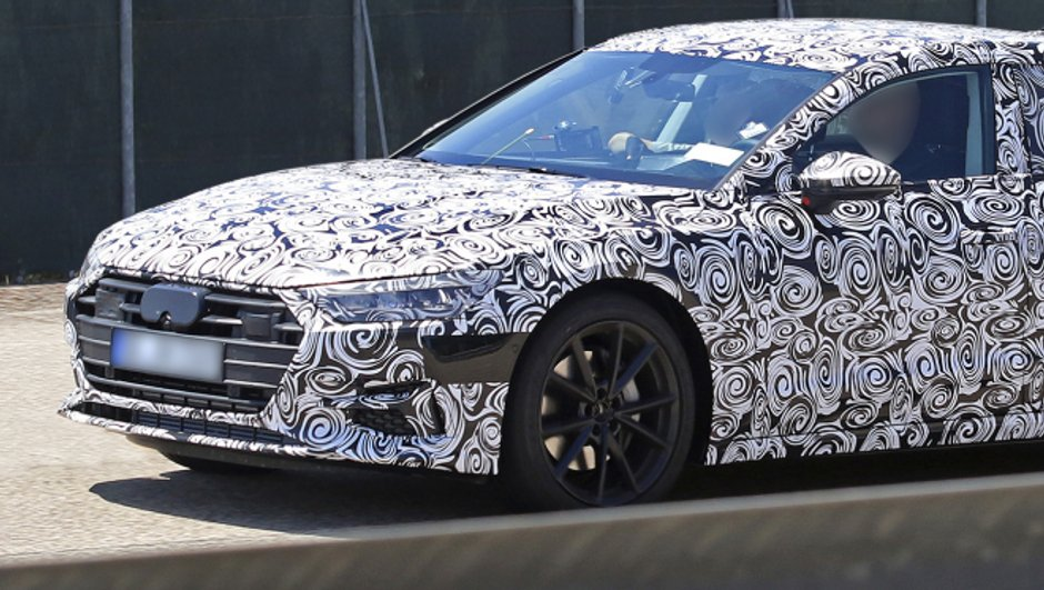 Scoop : la future Audi A7 2017 en version électrique ?