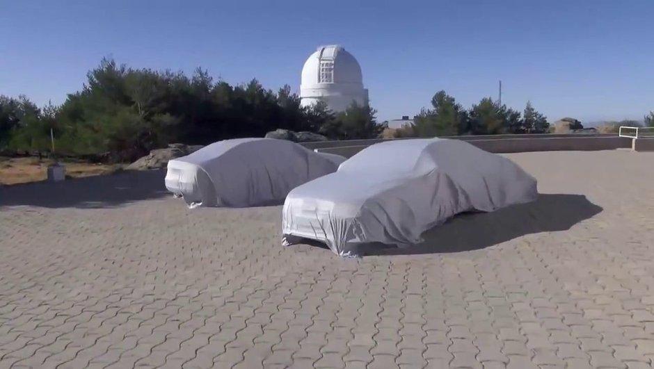 Salon de Francfort 2013 : Audi A8 restylée, premier teaser vidéo