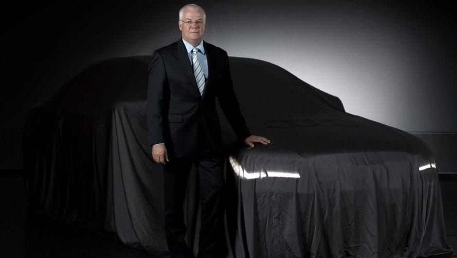 L'Audi A8 présentée le 30 novembre à Miami