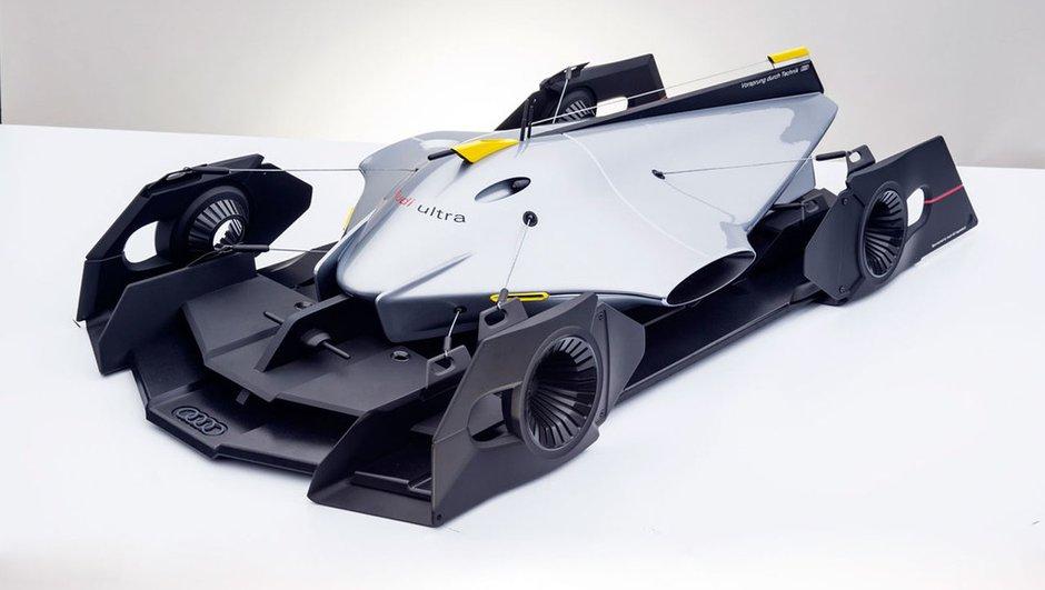 Audi Airomorph : L'Hypercar des 24H du Mans 2050 !