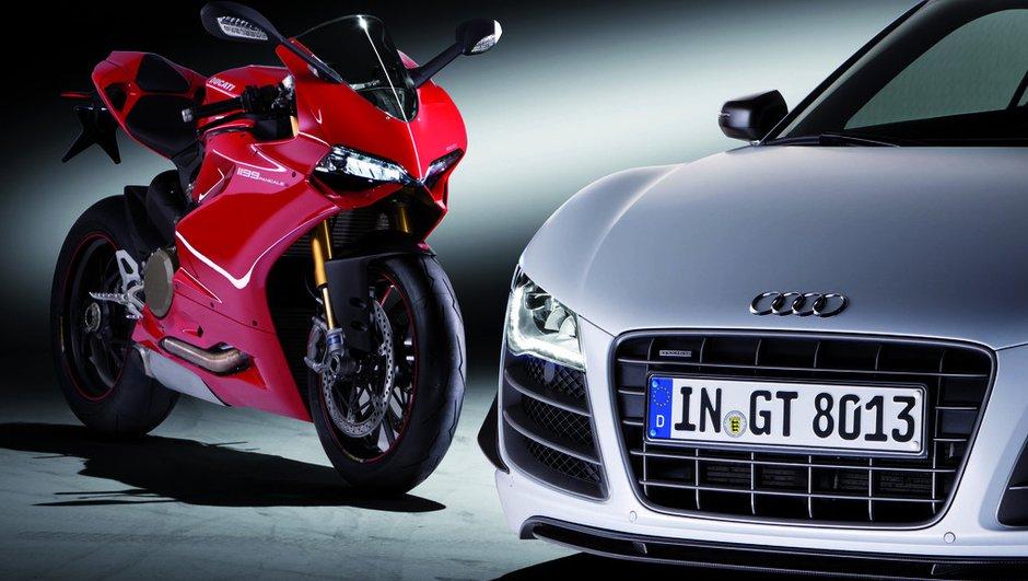 Officiel : Audi s'empare de Ducati