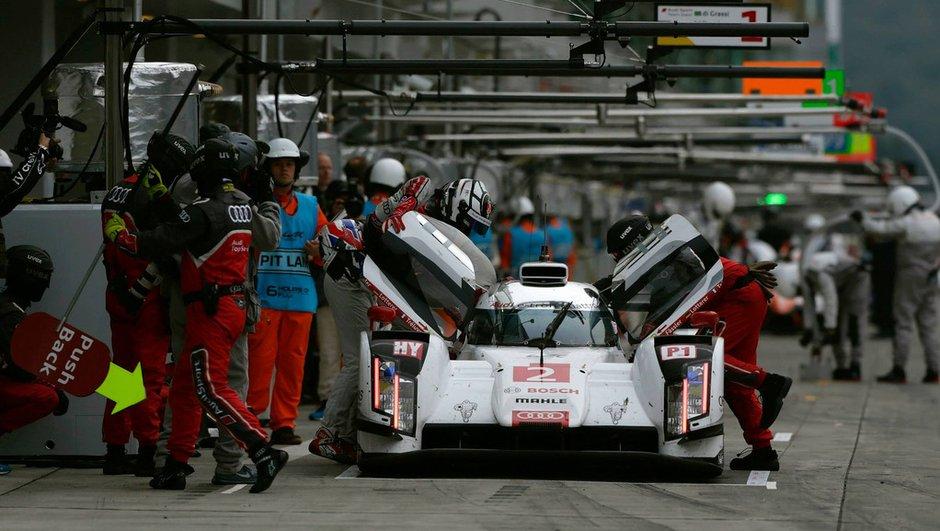 WEC 2015 - Le calendrier provisoire dévoilé, le Nürburgring au programme