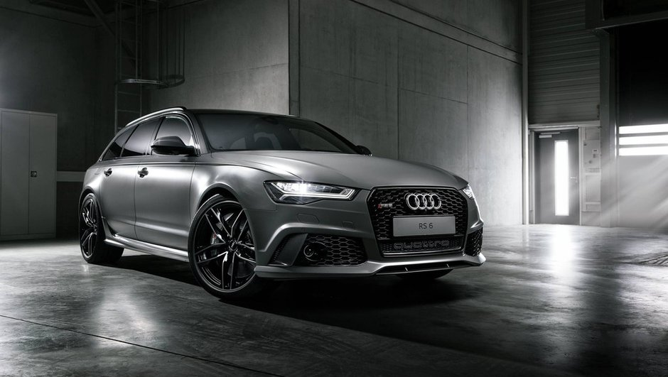 Audi RS6 Avant Exclusive : un break unique, sobre mais efficace