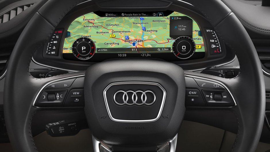 Audi, BMW et Mercedes rachètent Nokia Here
