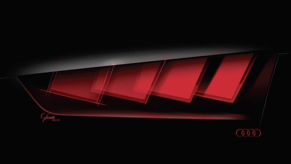 Salon de Francfort 2015 : un futur concept Audi à éclairage OLED