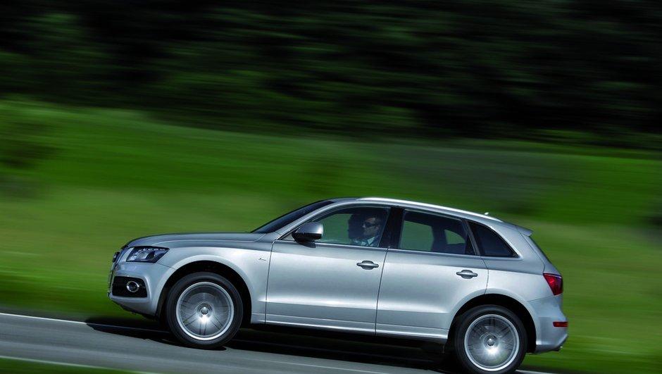 L'Audi Q5 hybride se dévoile en détails