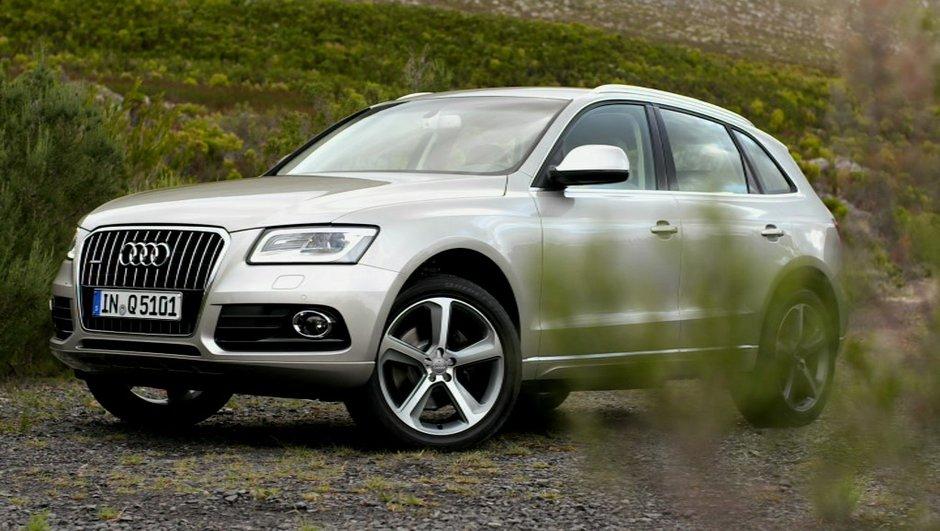 Q2 : le futur mini 4x4 par Audi