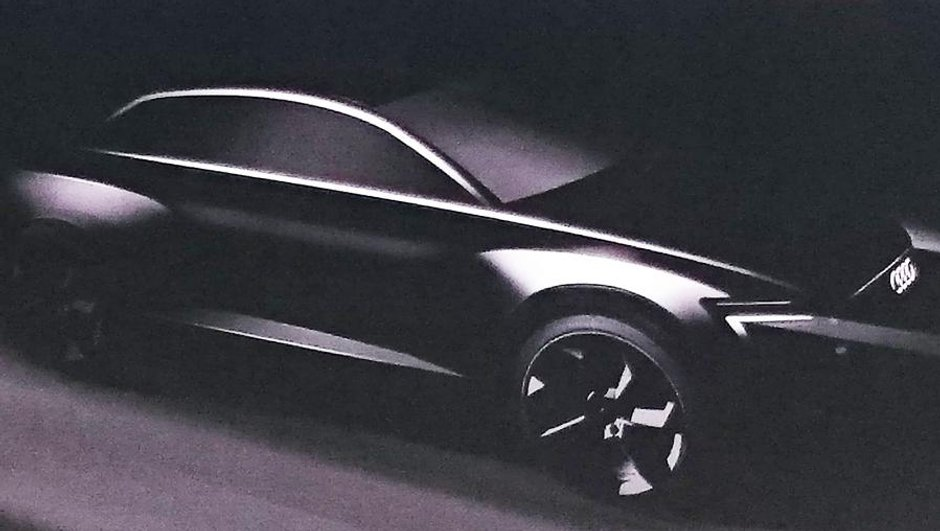 Futur Audi Q8/Q9 : un crossover électrique pour 2018