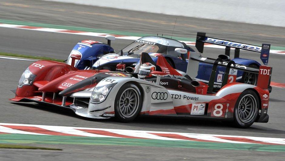 24 heures du Mans 2010 : Triplé Audi, Peugeot dépité