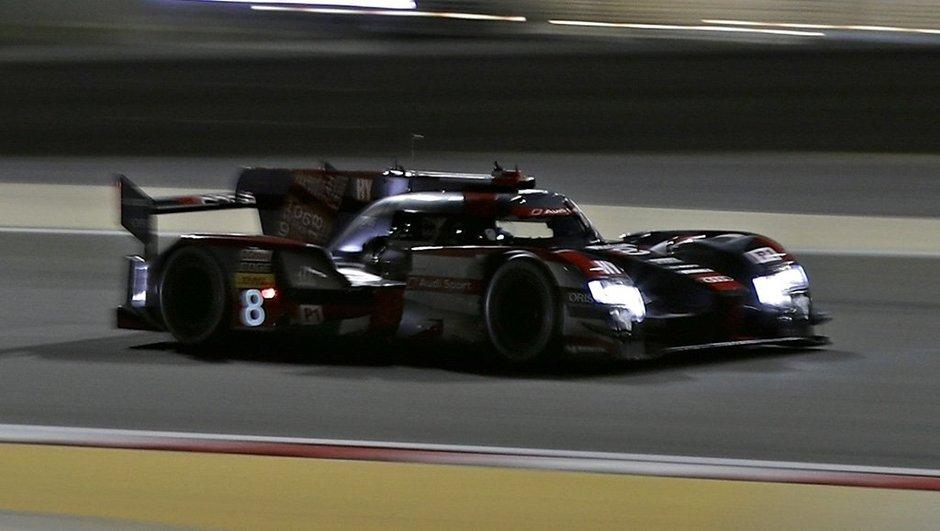 WEC - 6 heures de Bahrein 2016: Audi termine sur un doublé, la Porsche n°2 sacrée