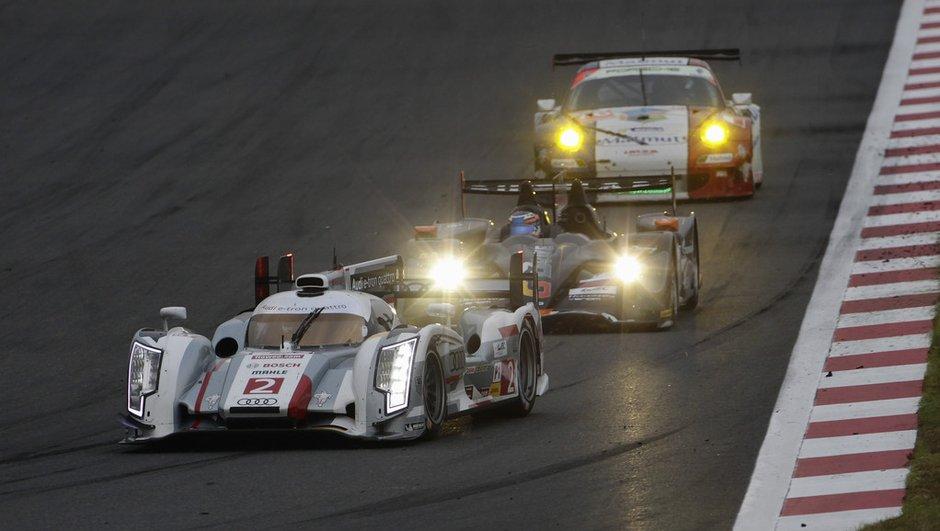Endurance - 6h de Fuji 2013 : Audi devant Toyota aux essais