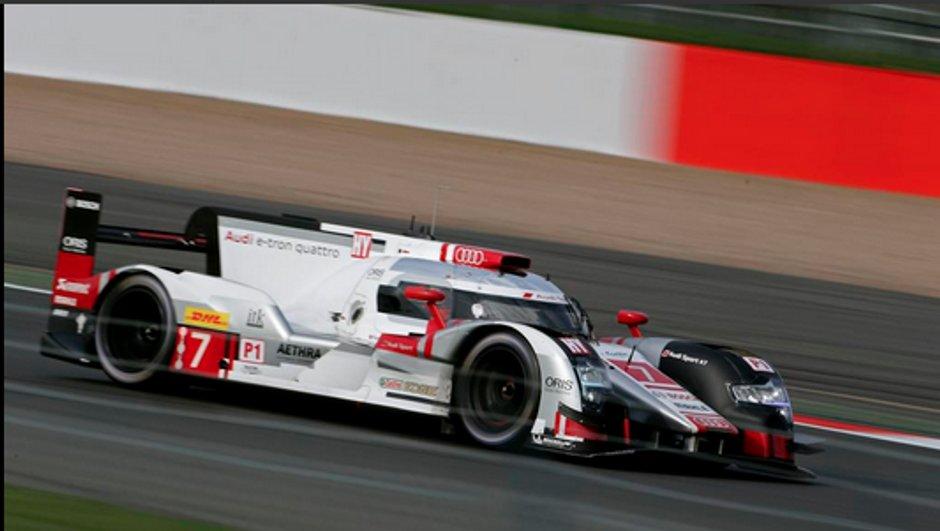 Endurance - 6h de Silverstone 2015 : Audi s'impose devant Porsche et Toyota