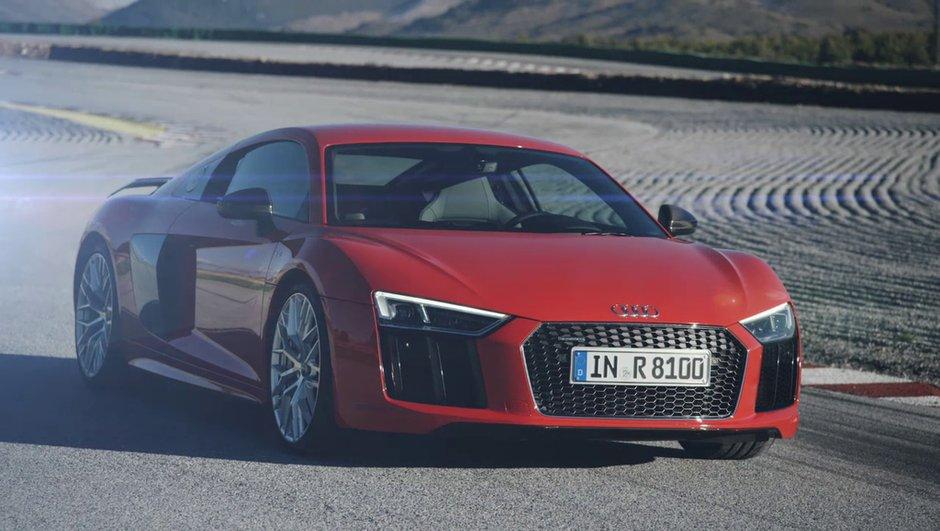 La nouvelle Audi R8 2015 en infos, images et vidéo officielles