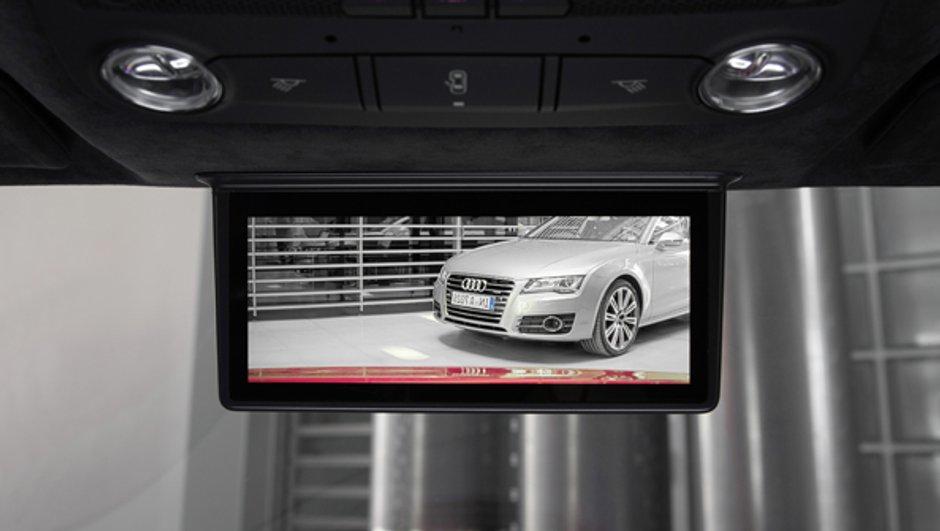 Rétroviseur digital : une réalité chez Audi en 2013