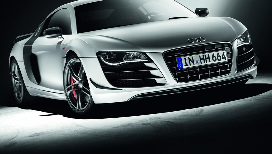 Audi R8 2012 : restylage et plus de chevaux en approche
