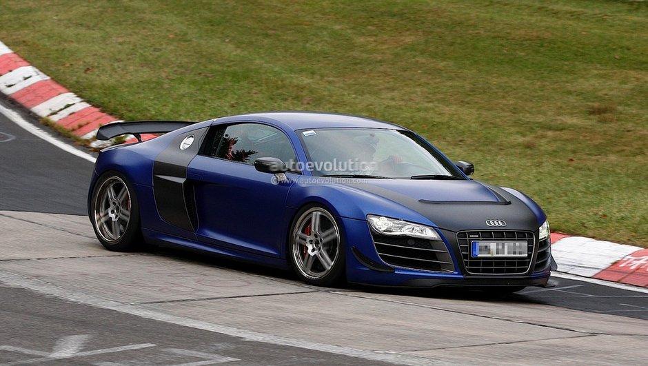 Scoop : Audi R8, une version encore plus sportive ?