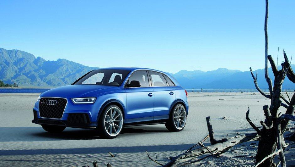 Audi RS Q3 Concept : SUV sportif à l'horizon !