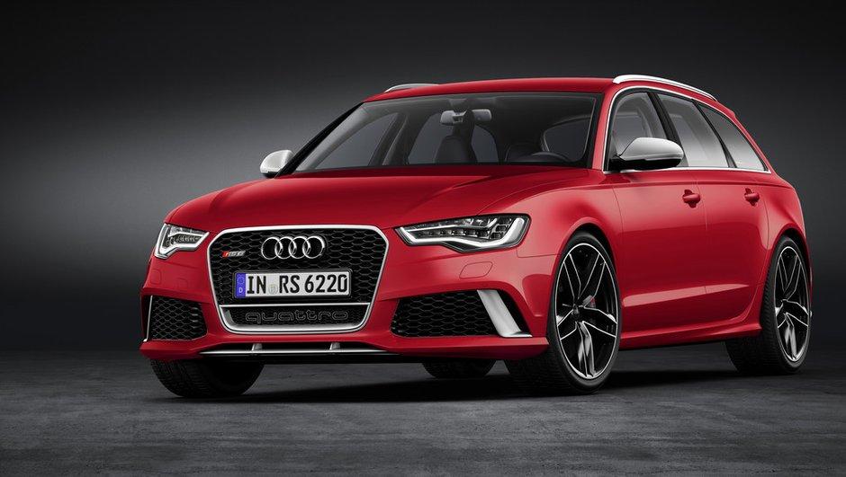 Audi RS 6 Avant 2013 : le superbreak de retour