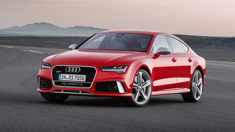 Audi RS7 Sportback 2014 : de lumineux changements
