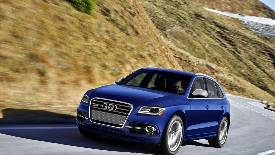 Salon de Détroit 2013 : Audi SQ5 déclinée en essence 354 ch