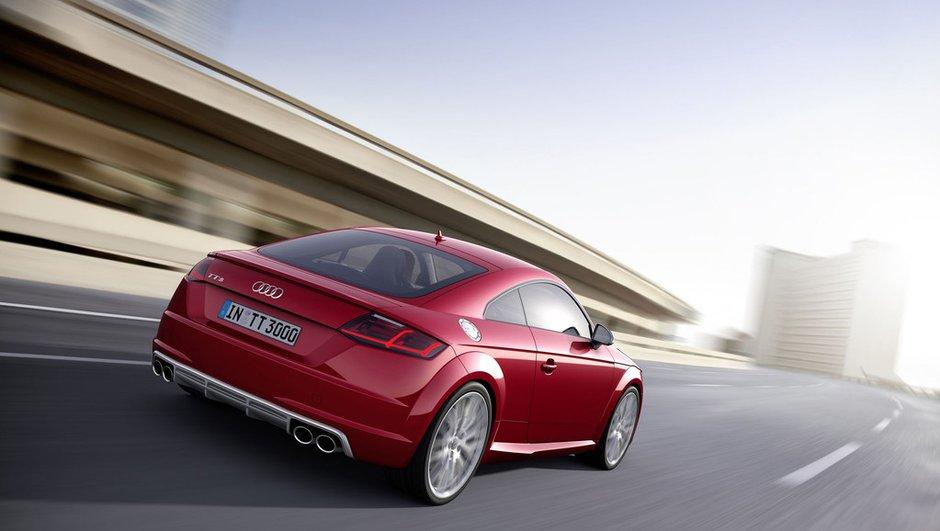 Audi TT 3 - Audi dévoile tous ses tarifs
