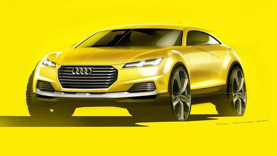 Futur Audi Q8 : le SUV-coupé confirmé ?
