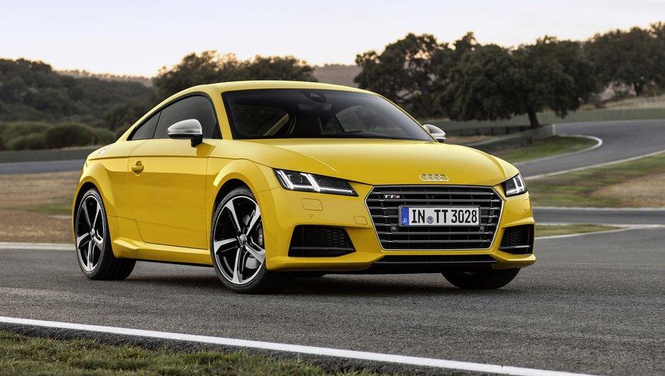 Audi TT : d'où vient son nom ?
