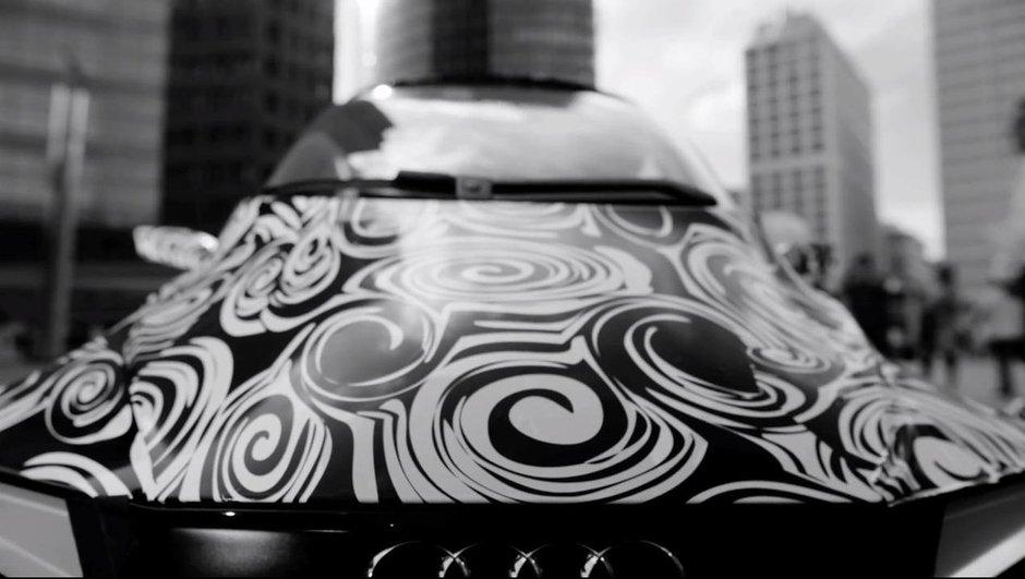 Audi Urban Concept : retour en vidéo