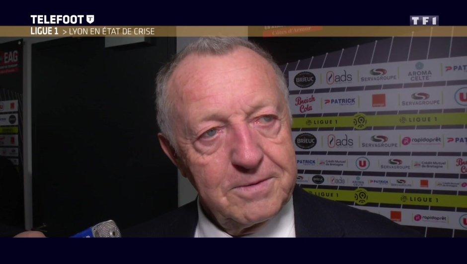 """OL : Aulas a un plan mercato pour """"redevenir champion de France"""" et """"gagner une coupe d'Europe"""""""