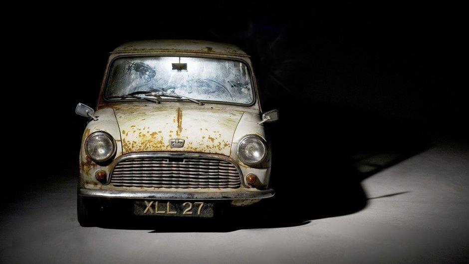 Insolite : La plus vieille Mini d'origine vendue aux enchères !