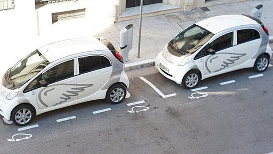 Auto Bleue : Nice s'équipe de 41 Peugeot iOn électriques