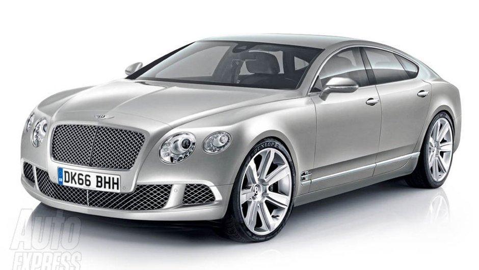 Bientôt un coupé 4 portes chez Bentley ?