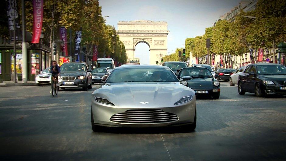 Sommaire : Automoto spécial James Bond ce 8 novembre 2015