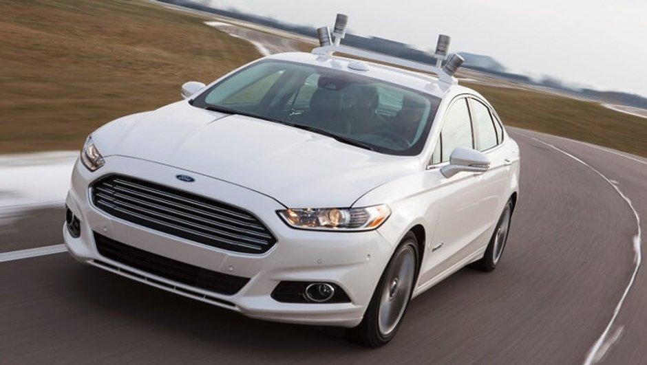 Google, Uber et Ford : le nouveau lobby de voitures sans chauffeur !