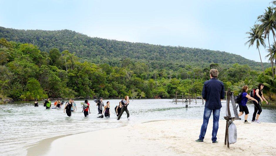 """Koh Lanta, la revanche des héros, épisode 1: """"C'est Koh Lanta, pas l'île des Bisounours !"""""""