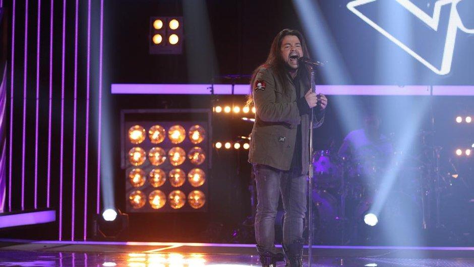 """The Voice : Ayme sort de l'ombre avec """"Starlight"""" de Muse"""