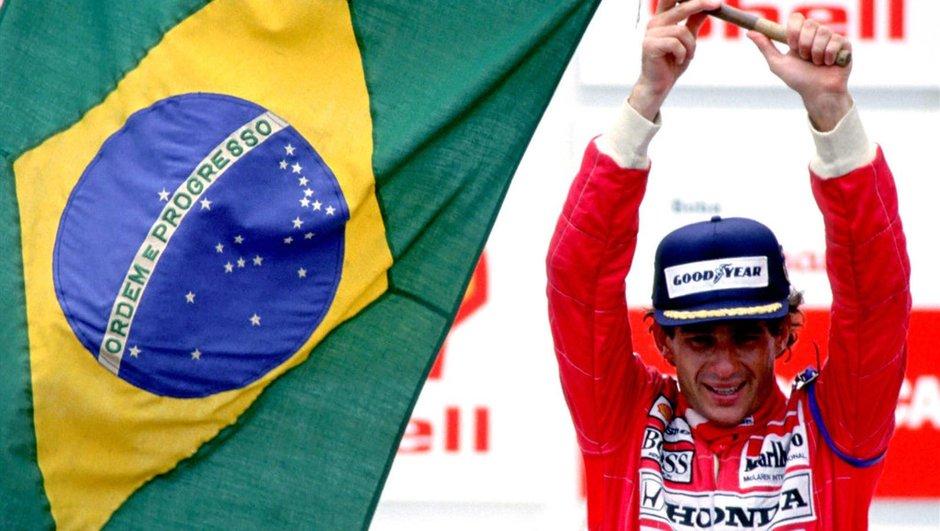 F1 : retour sur 4 Grand Prix du Brésil qui ont marqué l'histoire